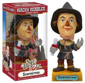 Scarecrow ( Espantalho ) - The Wizard of Oz ( O Mágico de Oz ) - Funko Wacky Wobbler