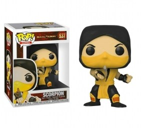 Scorpion #537 - Mortal Kombat - Funko Pop! Games