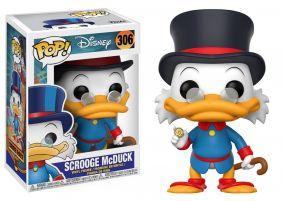 Scrooge McDuck #306 ( Tio Patinhas ) - DuckTales Os Caçadores de Aventuras - Funko Pop! Disney