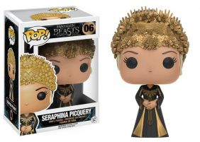 Seraphina Picquery #06 - Fantastic Beasts and Where to Find Them ( Animais Fantásticos e Onde Habitam ) - Funko Pop!