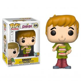 Shaggy (Salsicha) #626 - Scooby-Doo - Funko Pop! Animation