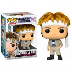 Simon Le Bon #126 - Duran Duran - Funko Pop! Rocks