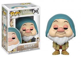 Sleepy #343 ( Soneca ) - Snow White ( Branca de Neve ) - Funko Pop! Disney