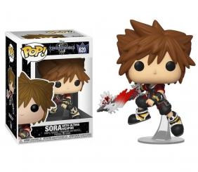 Sora with Ultima Weapon #620 - Kingdom Hearts - Funko Pop! Games