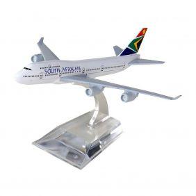 South African Airways - Boeing 747