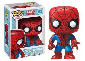 Spider-man #03 ( Homem Aranha ) - Funko Pop! Marvel