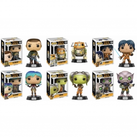 Star Wars Rebels - Funko Pop!