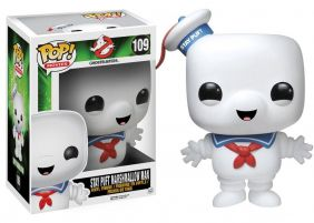 Stay Puft Marshmallow Man #109 - Ghostbusters ( Caça Fantasmas ) - Funko Pop! Movies