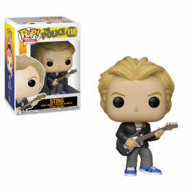 Sting #118 - The Police - Funko Pop! Rocks