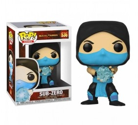 Sub-Zero #536 - Mortal Kombat - Funko Pop! Games
