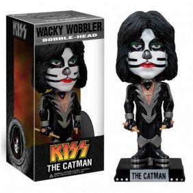 The Catman - KISS - Funko Wacky Wobbler