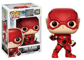 The Flash #208 - Justice League ( Liga da Justiça ) - Funko Pop! Heroes