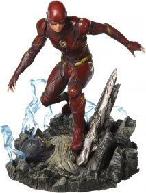 The Flash - Justice League (Liga da Justiça) - DC Gallery - Diamond Select Toys