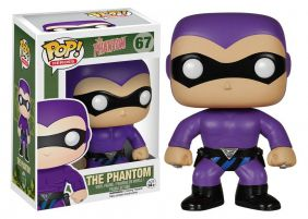 The Phanton #67 ( O Fantasma ) - Funko Pop! Heroes