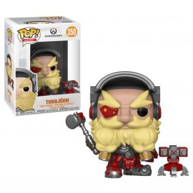 Torbjorn #350 - Overwatch - Funko Pop! Games