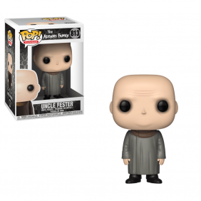 Uncle Fester #813 (Tio Chico) - The Addams Family (A Família Addams) - Funko Pop! Television