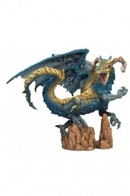 Warrior Dragon ( Dragão Guerreiro ) - The Fall of The Dragon Kingdom Series 7 - McFarlane
