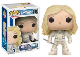 White Canary #380 ( Canário Branco ) - Legends of Tomorrow - Funko Pop! Heroes