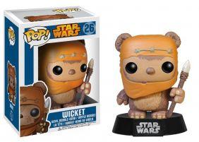 Wicket #26 - Star Wars - Funko Pop!