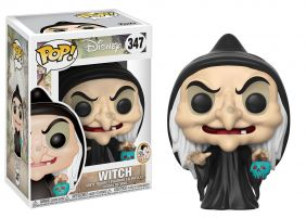 Witch #347 ( Bruxa ) - Snow White ( Branca de Neve ) - Funko Pop! Disney