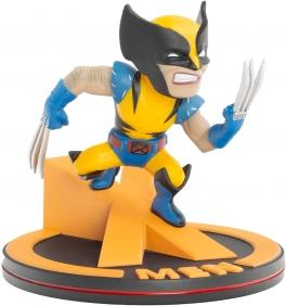 Wolverine - X-Men - Marvel - Q-Fig - Quantum Mechanix