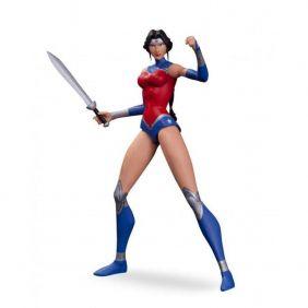 Wonder Woman ( Mulher Maravilha ) - Justice League War ( Liga da Justiça Guerra ) - DC Collectibles