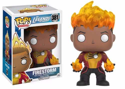 Firestorm #381 ( Nuclear ) - Legends of Tomorrow - Funko Pop! Television