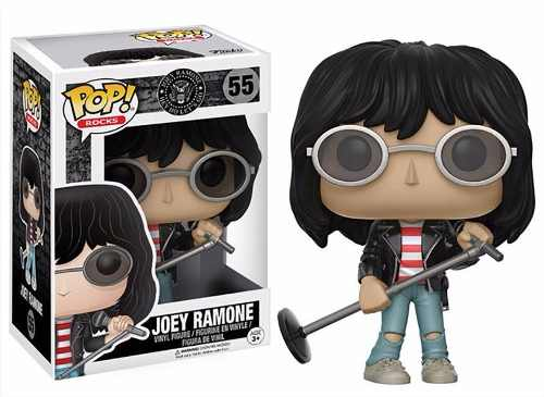 Joey Ramone #55 - Ramones - Funko Pop! Rocks