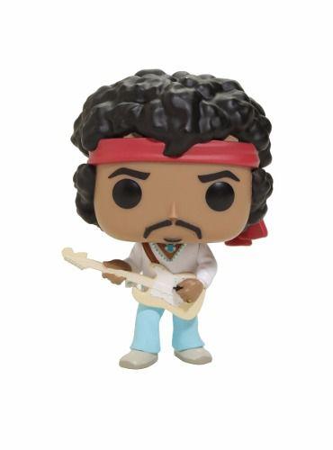Jimi Hendrix #54 - Funko Pop! Rocks