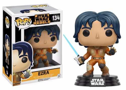 Ezra Bridger #134 - Star Wars Rebels - Funko Pop!