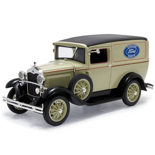 1931 Ford Model A Panel Delivery Truck - Escala 1:18 Signature Models