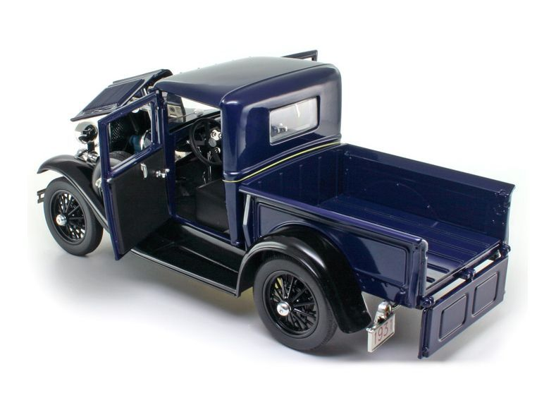 1931 Ford Model A Pickup - Escala 1:18 - Signature Models