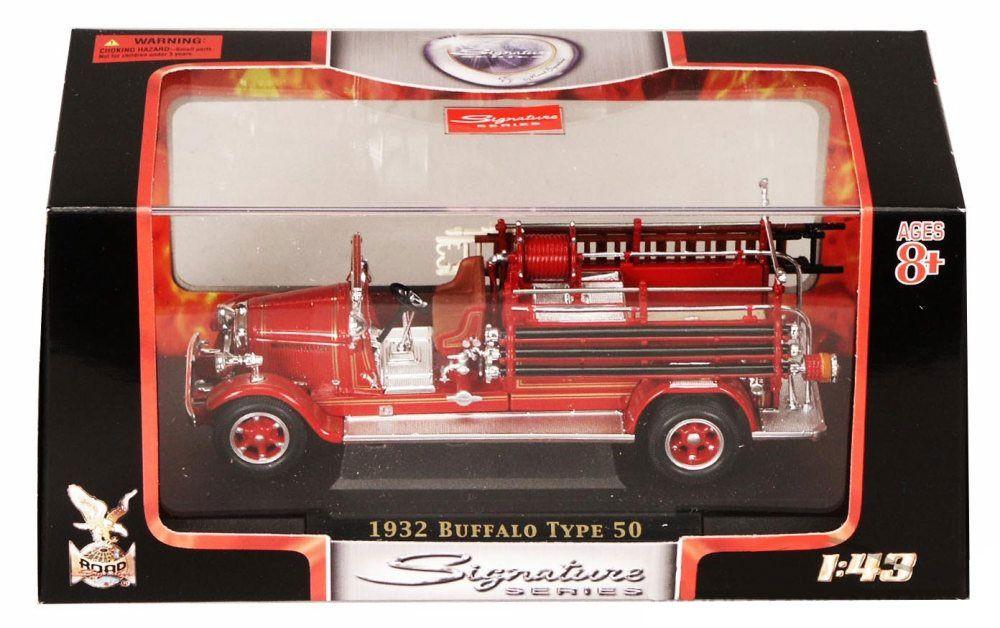 1932 Buffalo Type 50 - Escala 1:43 - Yat Ming
