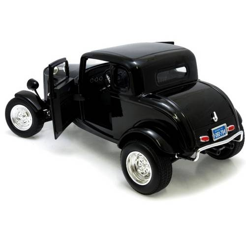 1932 Ford Five-Window Coupe - Escala 1:18 - Motormax