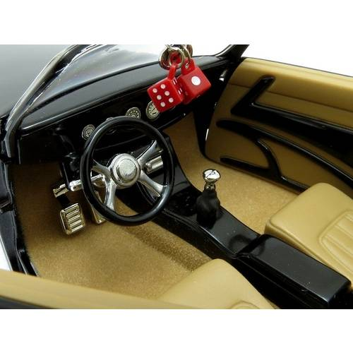 1933 Ford Convertible Coupe - Escala 1:18 - Yat Ming Shyne Rodz