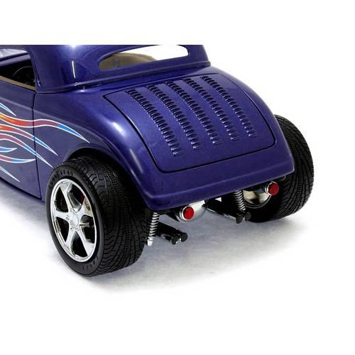 1933 Ford Coupe - Escala 1:18 - Yat Ming Shyne Rodz
