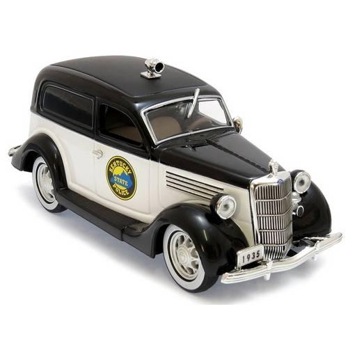 1935 Ford Sedan Delivery Van - Escala 1:36 - Unique Replicas