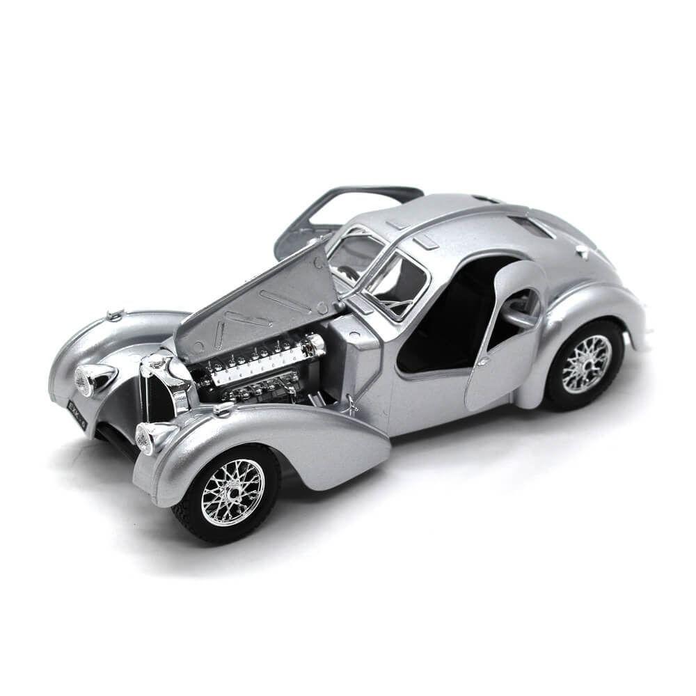 1936 Bugatti Atlantic - Escala 1:24 - Bburago