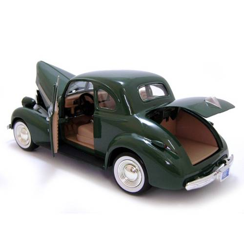 1939 Chevrolet Coupe - Escala 1:24 - Motormax