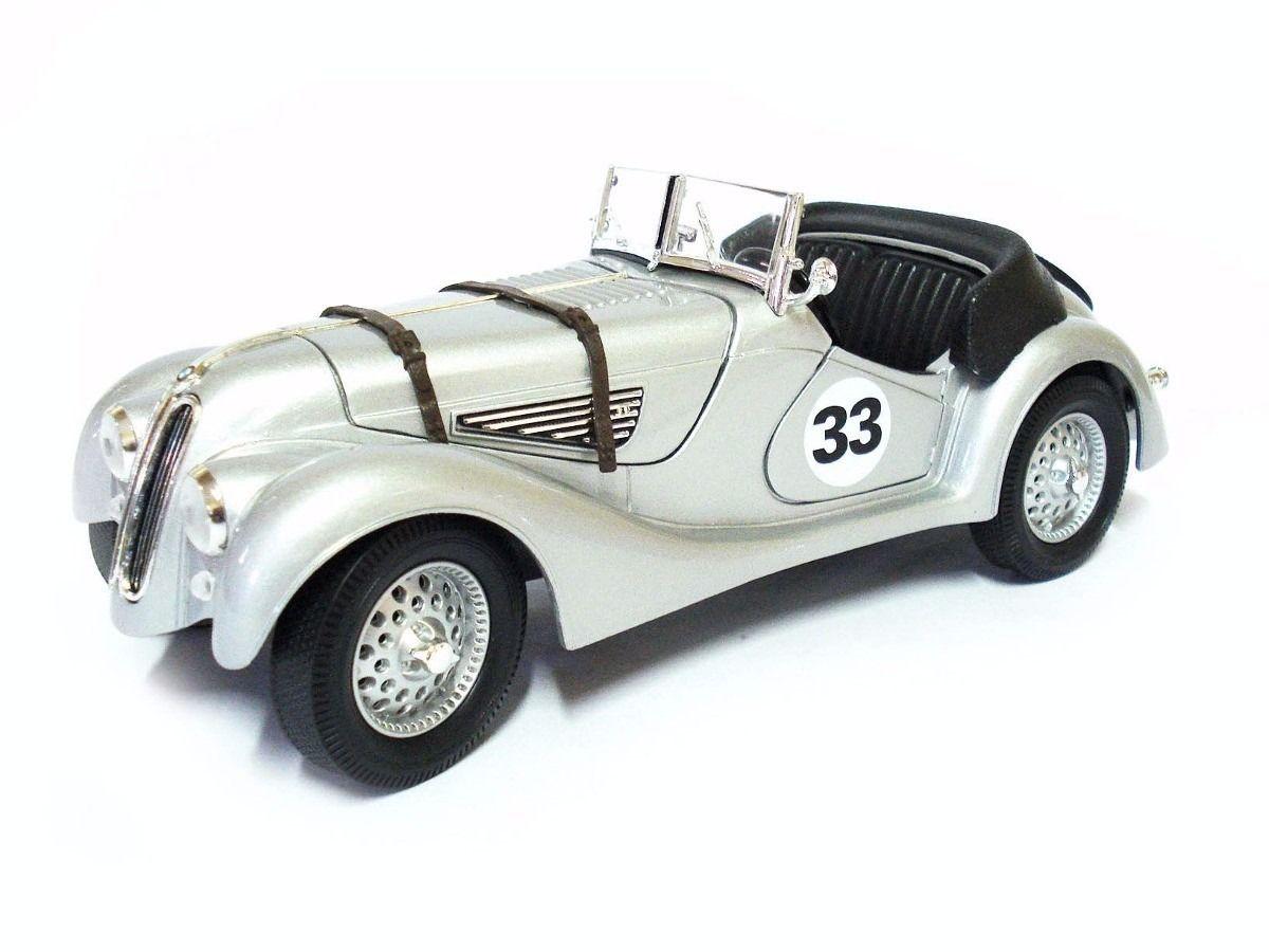 1940 BMW 328 - Escala 1:18 - Yat Ming