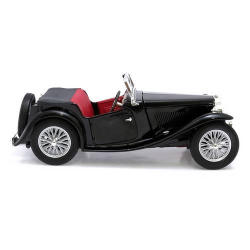 1947 MG TC Midget - Escala 1:18 - Yat Ming