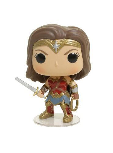 Wonder Woman #206 ( Mulher Maravilha ) - Justice League ( Liga da Justiça ) - Funko Pop! Heroes