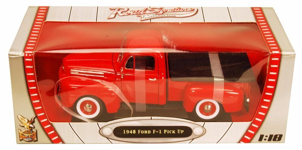 1948 Ford F-1 Pickup - Escala 1:18 - Yat Ming
