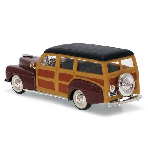 1948 Ford Woody - Escala 1:43 - Yat Ming