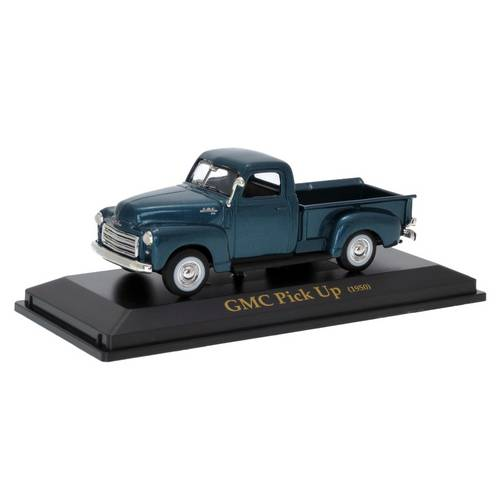 1950 GMC Pickup - Escala 1:43 - Yat Ming
