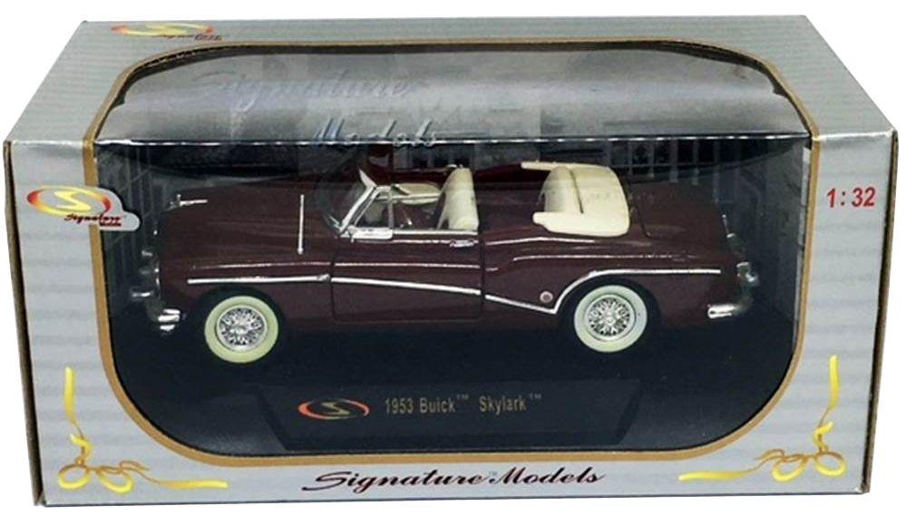 1953 Buick Skylark - Escala 1:32 - Signature Models