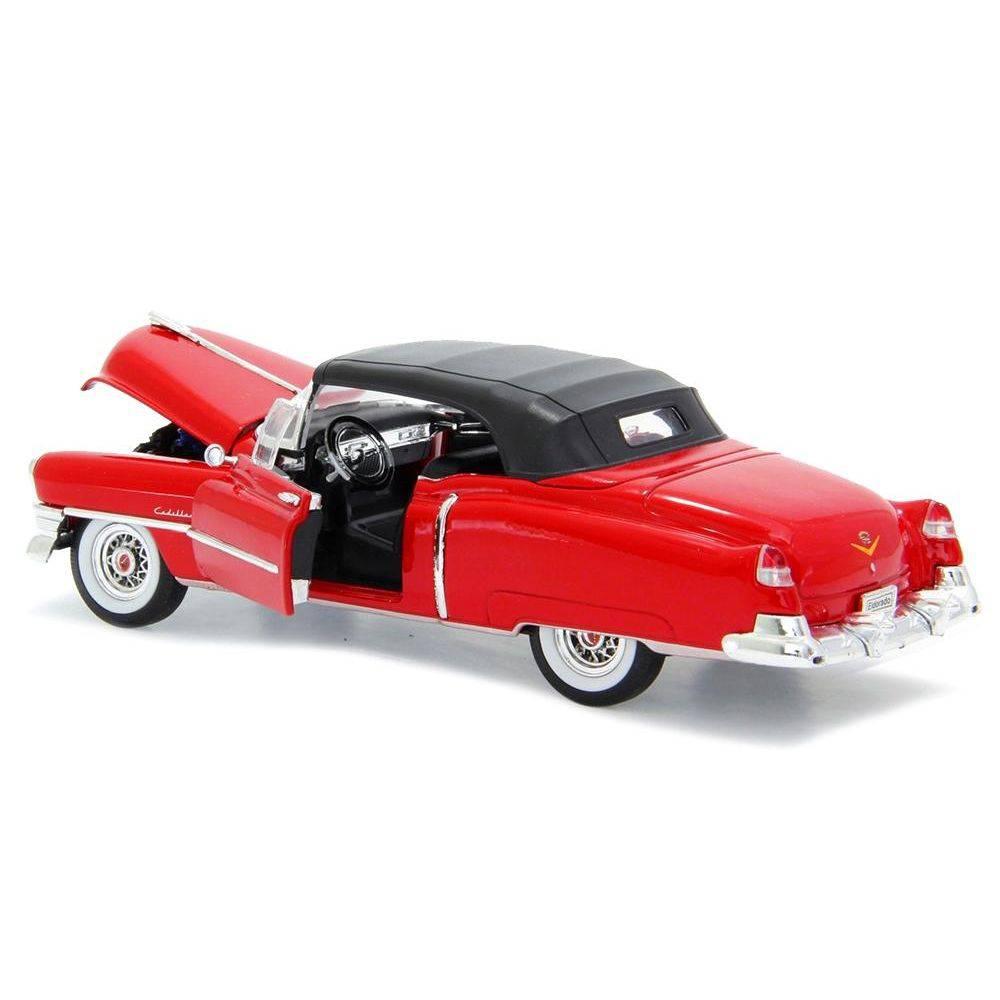 1953 Cadillac Eldorado - Escala 1:24 - Welly