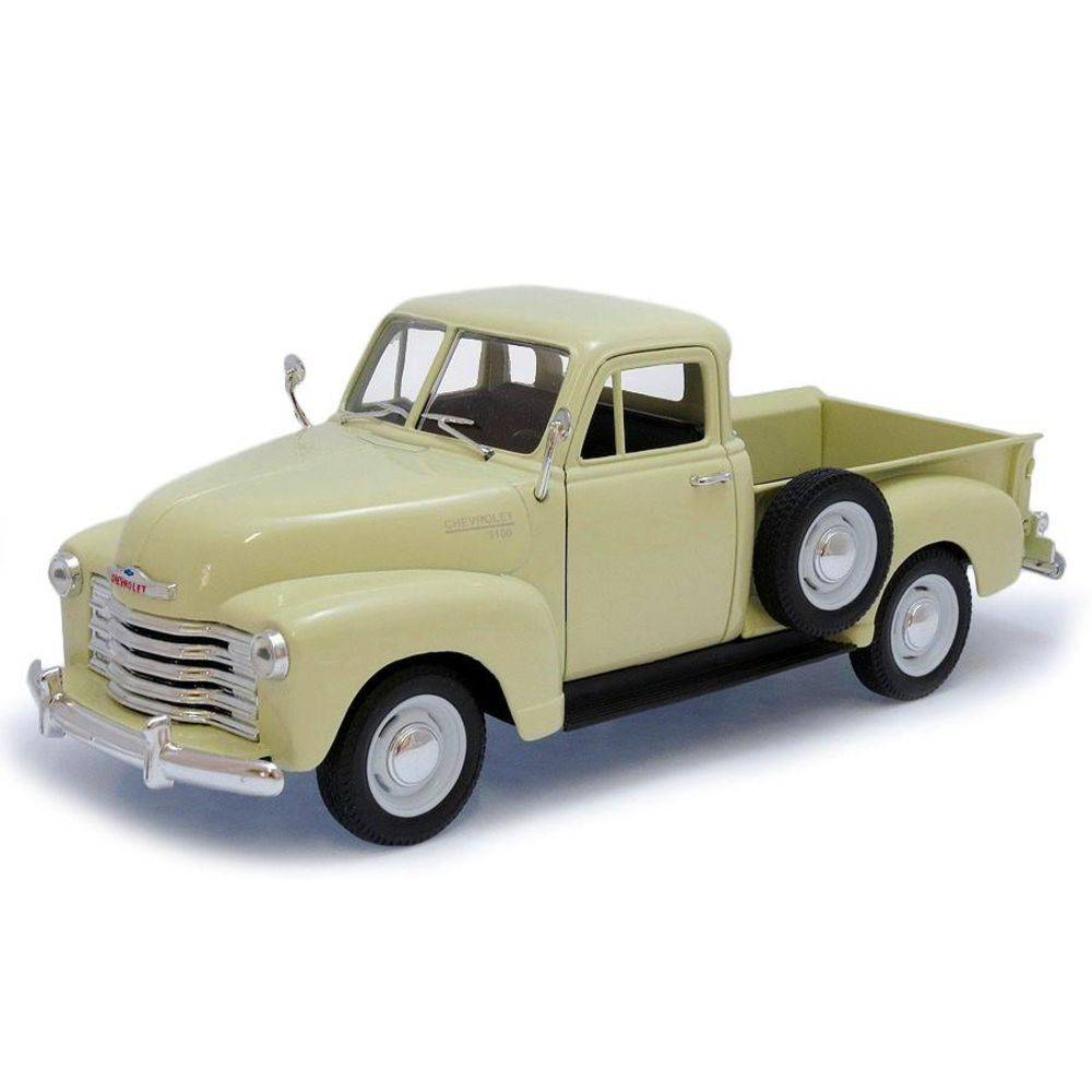 1953 Chevrolet 3100 Pickup - Escala 1:24 - Welly