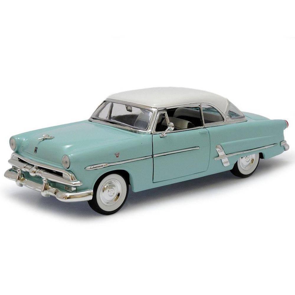 1953 Ford Crestline Victoria - Escala 1:24 - Welly