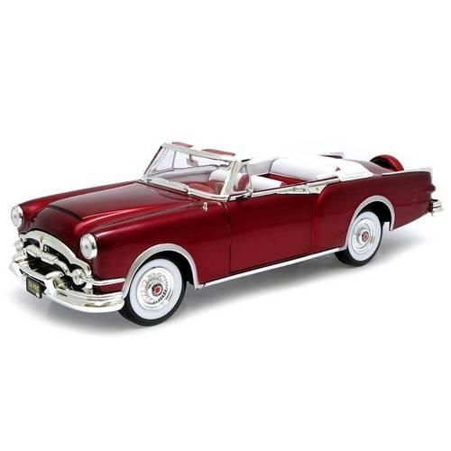 1953 Packard Caribbean - Escala 1:18 - Yat Ming